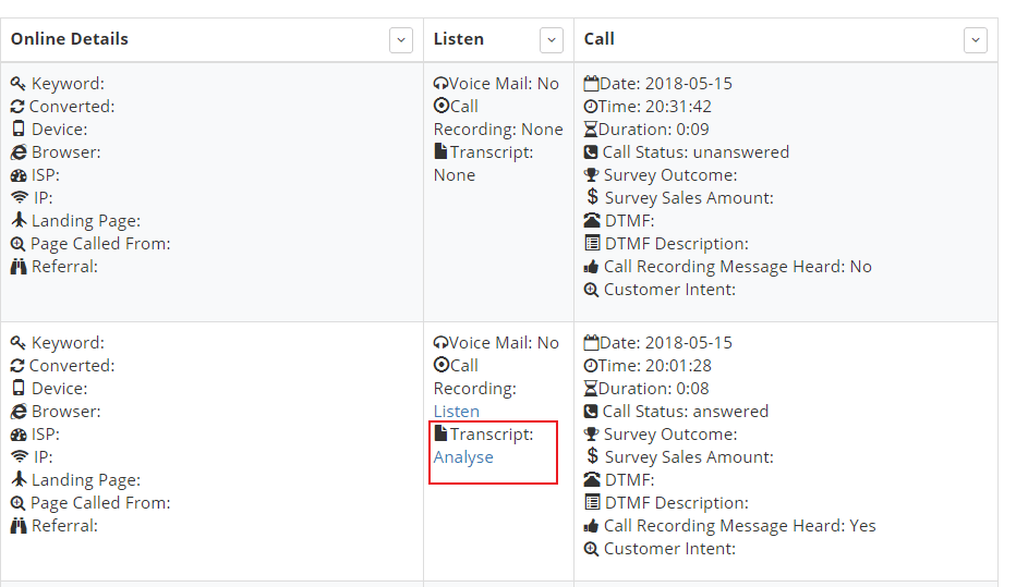 Call Transcription - Delacon Australia