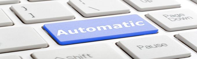 Automatic Key On Keyboard