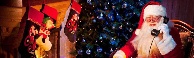 Santa Clause Blog