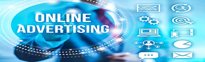 Online Advertising Concept