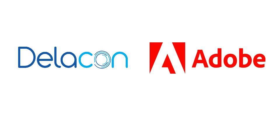 Delacon and adobe total integration