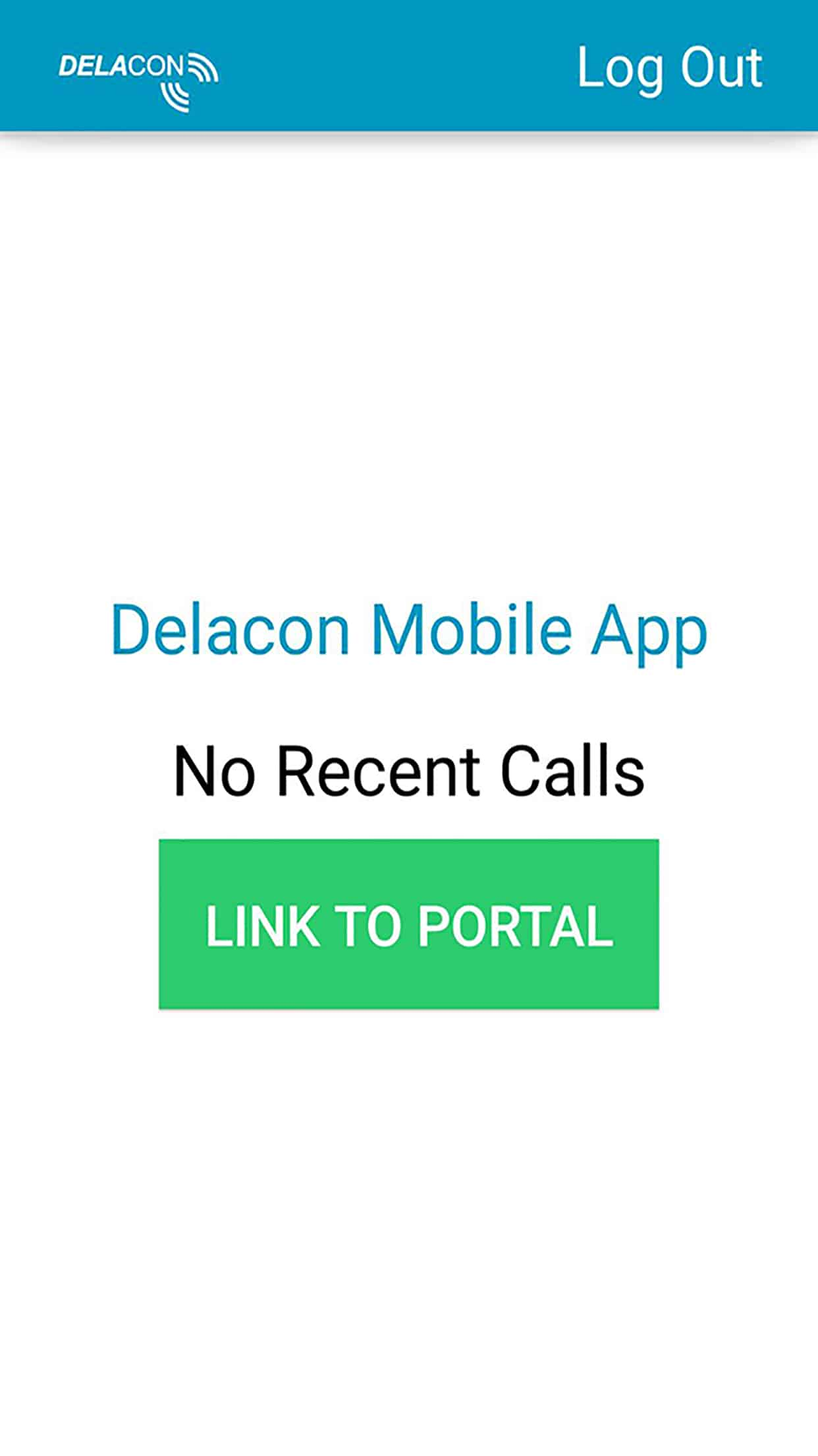 Delacon IOS App – Home Screen