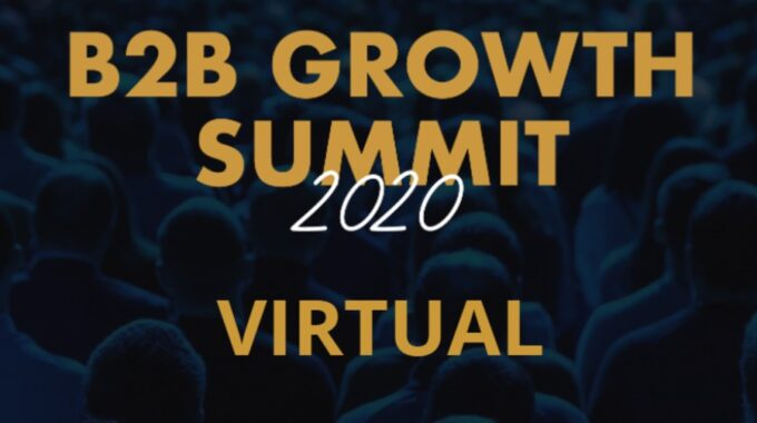 Learn More About How Call Tracking Can Be Used To Prove And Improve Marketing ROI At B2B Growth Summit 2020