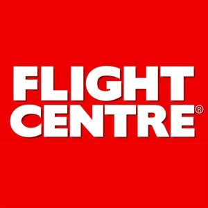 flight centre logo red